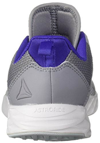 Talla Shdw Zapatos Correr Bajos Strike classic Cordon ul Para Astroride White amp; Grey Medios Mujeres Reebok sp Clr Uavq0a