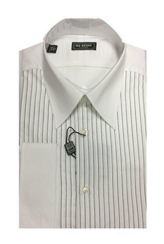Ike Behar James Formal Tuxedo Shirt 18.5 / Sleeve Length 32