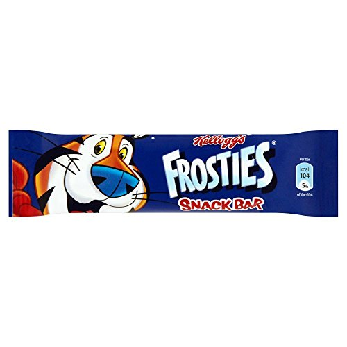 Kellogg's Frosties Cereal Bar - 25g - Pack of 12 (25g x 12 ()