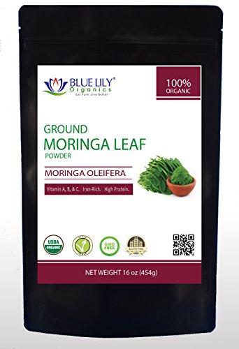 Blue Lily Organics Moringa Certified product image