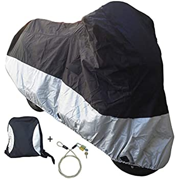 Amazon Com Formosa Covers Heavy Duty Motorcycle Cover Xl