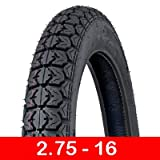 Motorcycle Tire 2.75 - 16 Sport Performance Dual On/Off Road (P44)
