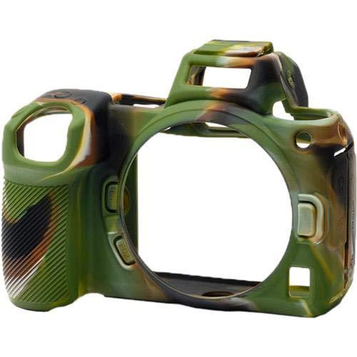 easyCover シリコン保護カバー Nikon Z6またはZ7用 (迷彩)   B07NRFWB8P