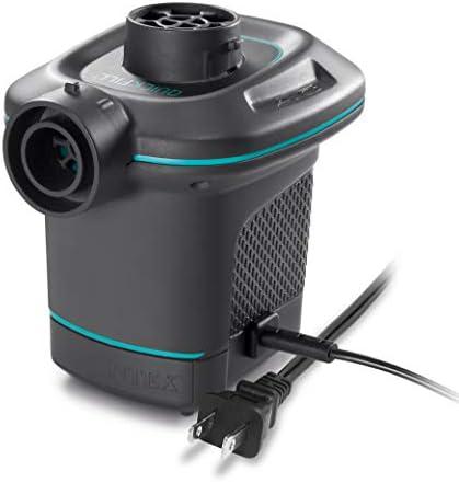 Intex Quick-Fill AC Electric Air Pump 110-120V Max. Air Flow 650 L/min