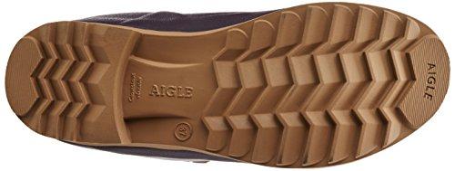 Aigle Victorine Sabot, Women's Ankle Boots Purple (Aubergine/N)
