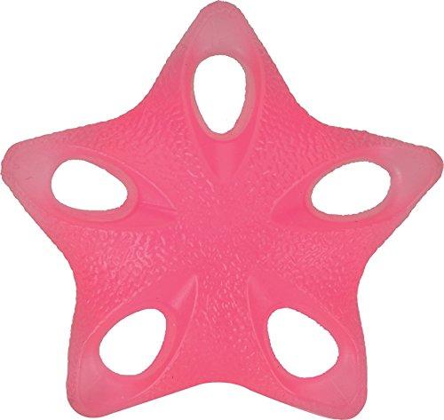 Nova Medical Products Hand Flex Star Low Strength Aids, Soft Pink, 1 Pound