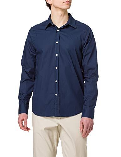 NORTH SAILS Shirt Camisa L/S Point Collar Slim para Hombre