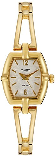 Timex Classics Analog Silver Dial Women's Watch - TW000W600