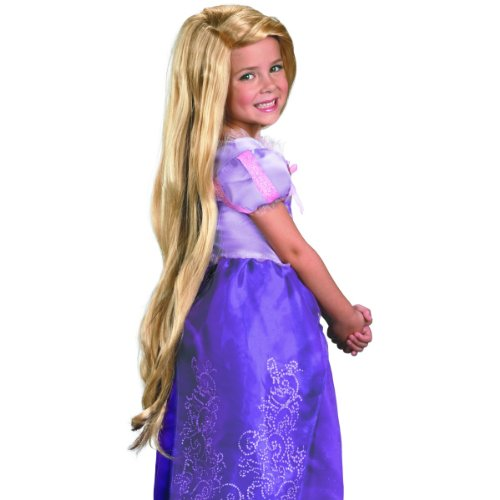 Tangled Rapunzel Wig (Wigs For Kids)