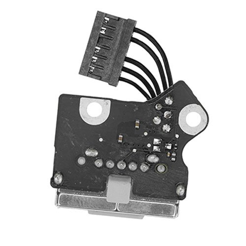 Odyson - DC-in Power Board Replacement for MacBook Pro 15 Retina A1398 (Mid 2012, Early 2013)