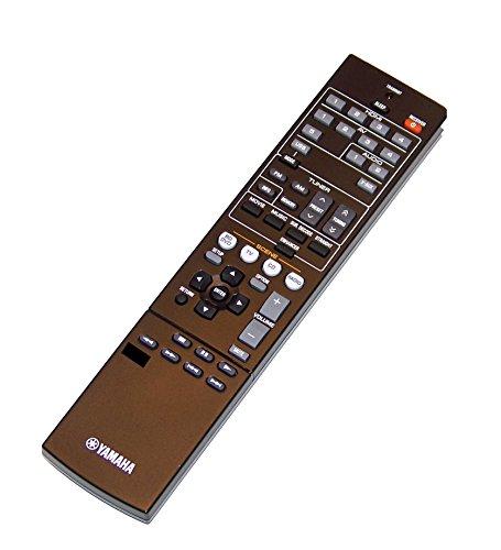 OEM Yamaha Remote Control Originally Shipped with RXV371, RX-V371, RXV371BL, - Yamaha Remote Control Replacement
