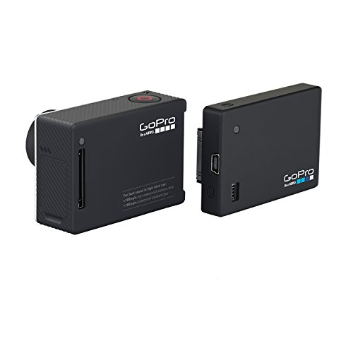 GoPro Battery BacPac (Camera Not - Gopro 4 Battery Hero Bacpac
