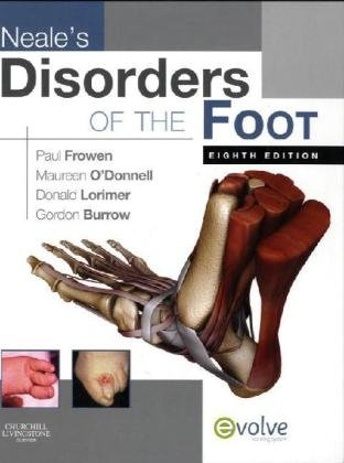 Neale's Disorders of the Foot, 8e (Neale's Disorders of the Foot Series)