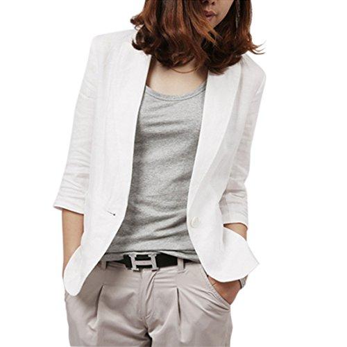 Linen Womens Jacket - 4