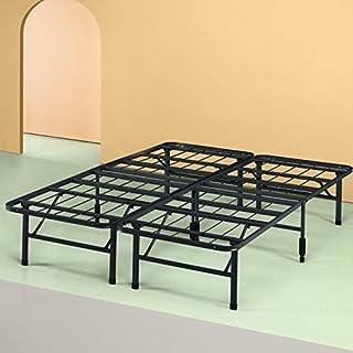 Zinus Shawn 14 Inch Metal SmartBase Bed Frame / Platform Bed Frame / No Box Spring Needed / Sturdy Steel Frame / Underbed Storage, King