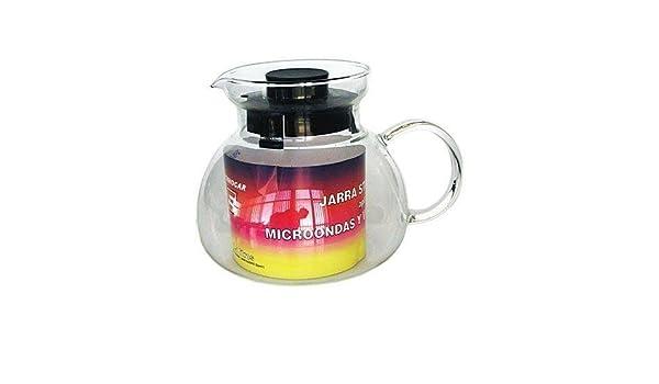 Tecnhogar - Jarra Microondas Y Vitro 1.5L 01656: Amazon.es ...