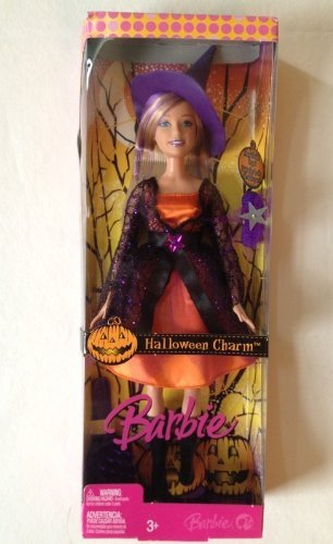 Halloween Charm Barbie Doll]()