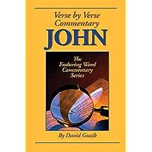 Gospel of John: Verse by Verse Commentary
