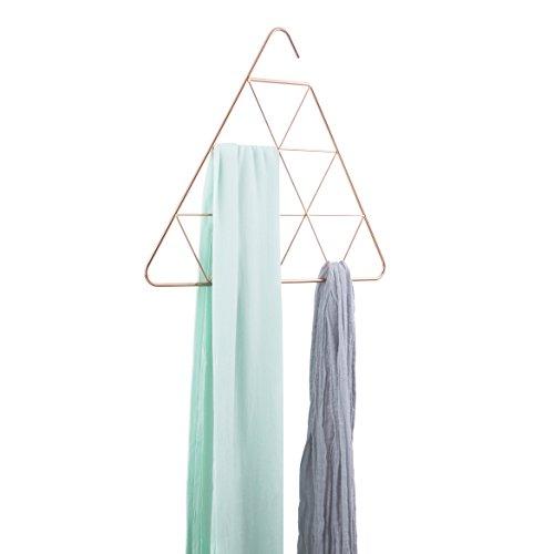 Umbra Pendant Triangular Copper Scarf Hanger/Accessory Hanger, Copper by Umbra (Image #2)'