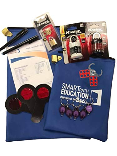 Escape Room Games in The Classroom Kit (Large/Medium) ()