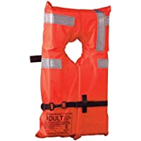 KENT SPORTING GOODS Kent Type I Collar Style Life Jacket - Adult Universal / 100100-200-004-12 /