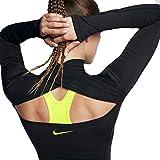 Nike Pro Hyperwarm Black/Volt,Training Women's