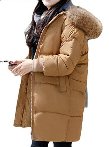 Military 1 amp;W Jacket Outdoor amp;S Faux M Fur Hooded Patka Outwear Women's Pw4tRCq