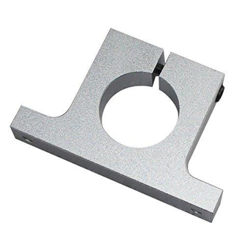 (RATTMMOTOR 43mm Euro Aluminium Neck Spindle Mount Bracket Clamp Spindle Motor Holder)