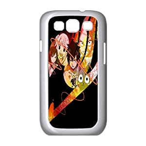 Popular And Durable Designed TPU Case with Fairy Tail Samsung Galaxy S3 9300 Cell Phone Case White