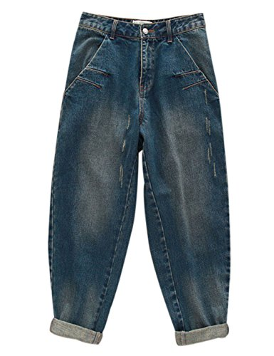 Loose Baggy Jeans for women