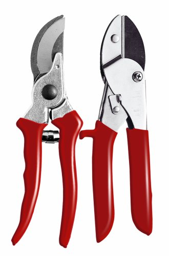Bond 3105 Bypass & Anvil Hand Pruner Set (Bypass Anvil Pruners)