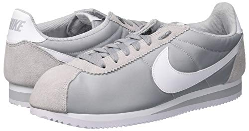 Nylon Cortez 006 Baja Deporte Zapatos Nike Clásica Gris Zapatillas 807472 Unisex De zOqUvn