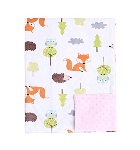 Mywale Fleece Soft Baby Blanket - 30
