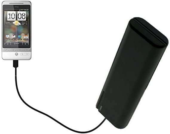 Built Using TipExchange Technology Powered by 4 X AA Batteries to Provide Emergency Charge Gomadic Portable AA Battery Pack Designed for The GoPro HERO5 Black