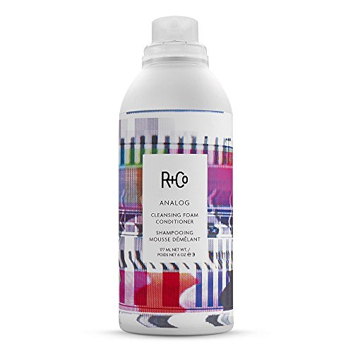 R+Co Analog Cleansing Foam Conditioner, 6 oz