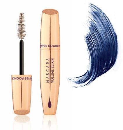 Yves Rocher – Volume Elixir Mascara Cuidado y volumen: pestañas en color azul