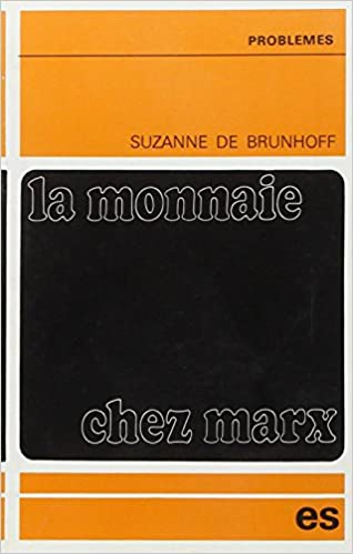 En ligne Monnaie Chez Marx  P pdf ebook