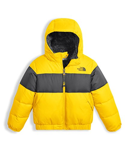 The North Face Toddler Boys Moondoggy 2.0 Down Jacket - Canary Yellow - 2T by The North Face