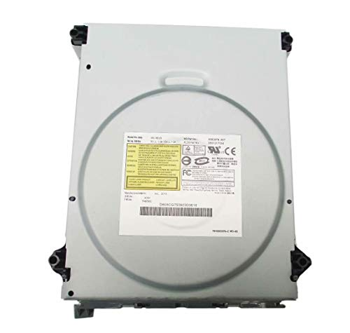 Replacement Lite-On DG-16D2S(-09C) DVD Drive for Xbox 360 (On Xbox Lite 360 Drive)