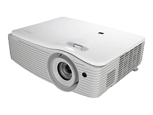 Optoma EH504WiFi Full HD Wireless DLP Projector with Vertical and Horizontal Keystone