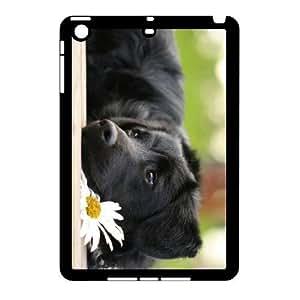 LZHCASE Diy Cute Dog Phone Case For iPad Mini [Pattern-1]