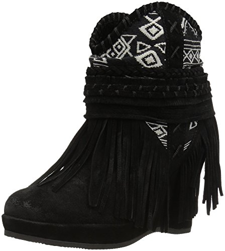 Ankle Canyon Black Monkey Women's Dream Naughty Bootie pzxEPBIwEq