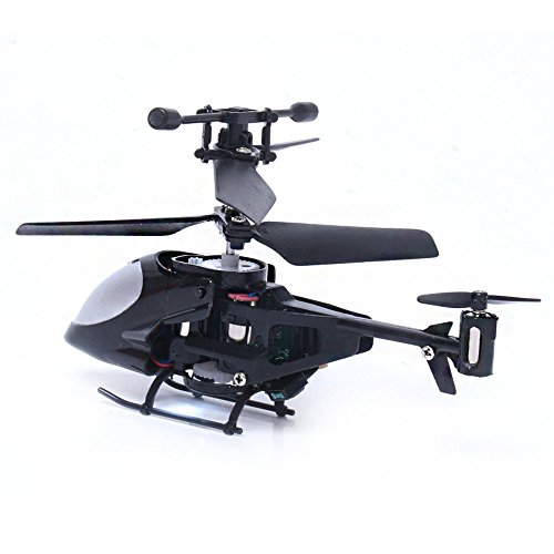 Controlled Helicopter Radio Black (RC Toys, Yamally_9R RC 5012 2CH Small Rc Helicopter Radio Remote Control Aircraft (Black))
