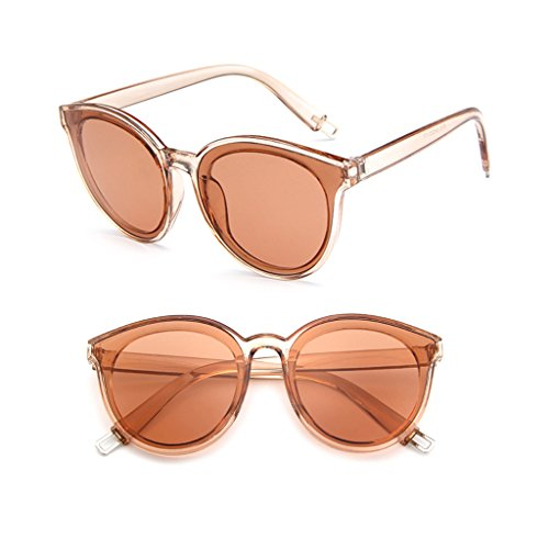 Misright Women Plastic Frame Sunglasses Eyewear Eye Glasses Fashion Shades Candy Color - Color Driving Best Sunglasses For