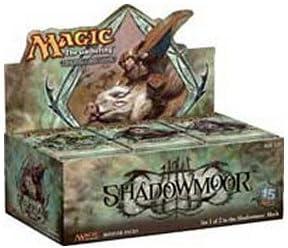 Magic The Gathering Caja de Sobres Shadowmoor (Español): Amazon.es ...