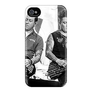 Iphone 4/4s GXd13562SNoz Unique Design Beautiful Avenged Sevenfold Skin High Quality Hard Phone Case -DrawsBriscoe