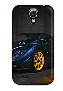 Best 6522686K11611513 New Premium 2011 Pagani Zonda Tricolor Skin Case Cover Excellent Fitted For Galaxy S4