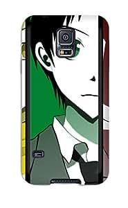 Galaxy Cover Case - Durarara Protective Case Compatibel With Galaxy S5