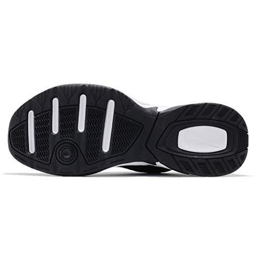 Nike off M2k Basses Tekno Multicolore obsidian Homme Sneakers 001 White black black ZwZrq6B
