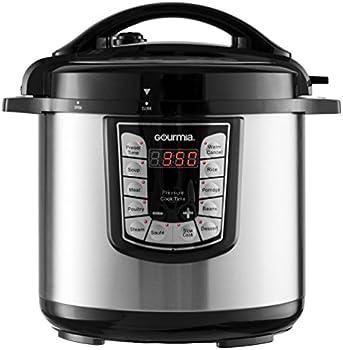 Gourmia 8-Quart Pressure Cooker